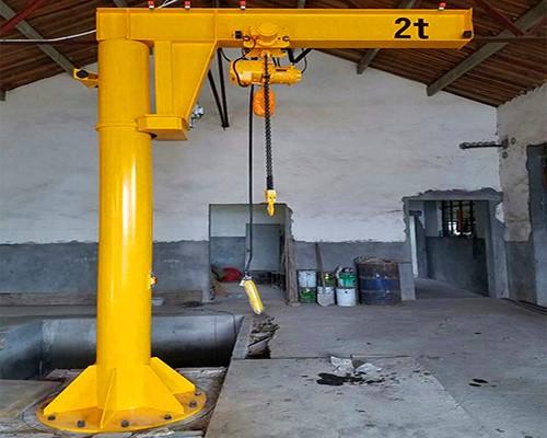 欧式悬臂吊-力福汀起重机厂家