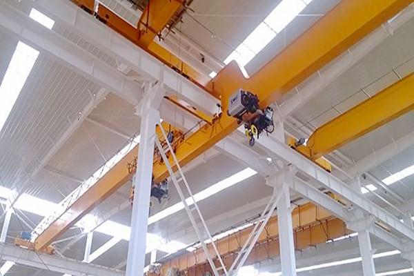 单梁起重机制动器安装与调整